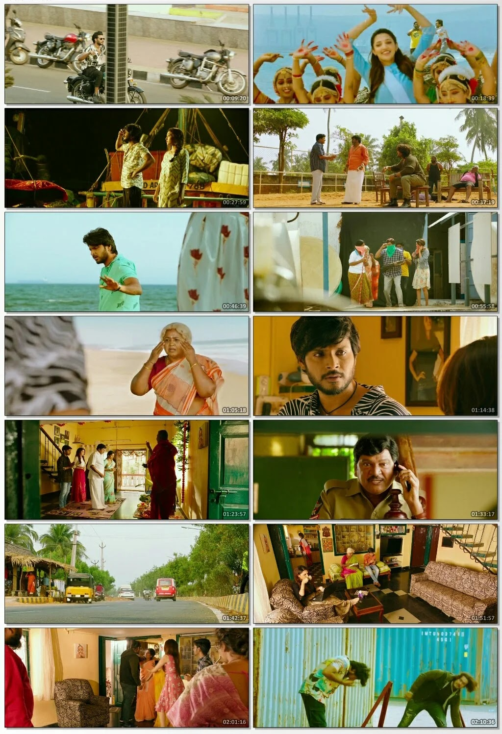 Gully Rowdy Full Movie in Telugu Download movierulz