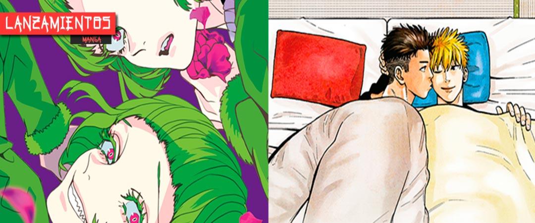 Novedades Ediciones Tomodomo octubre 2021 - manga