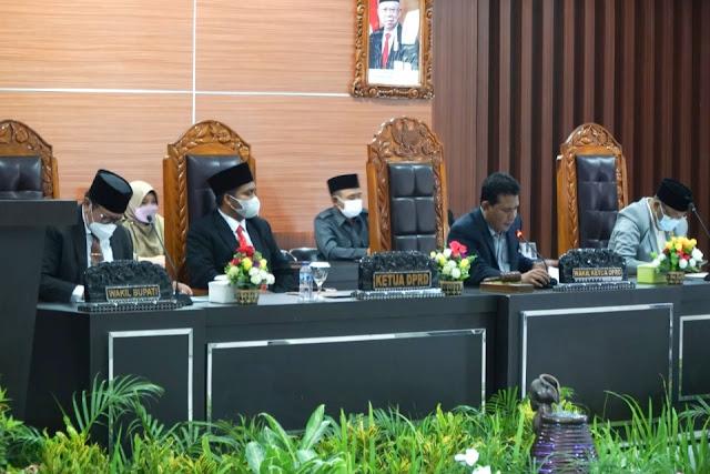 Dewan setujui perubahan APBD Lombok Timur tahun 2021