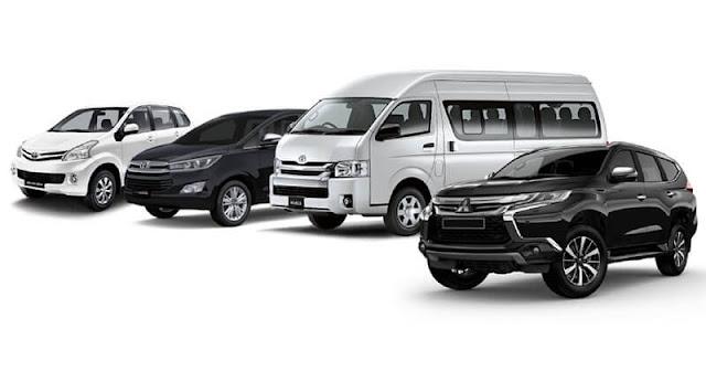 Cari Info Sewa Mobil Harian, Mingguan, Bulanan Padang, Sumatera Barat