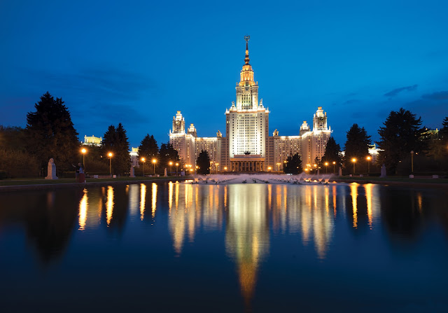 dating spots in Moscow