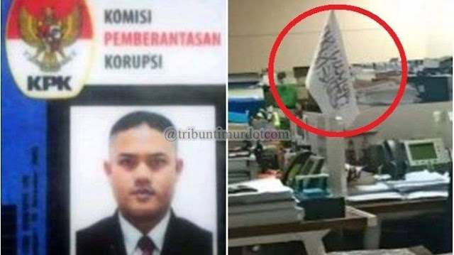 Satpam Ngaku Dipecat karena Memotret Bendera 'HTI' di Gedung KPK, Jubir KPK Sebut Hoaks!