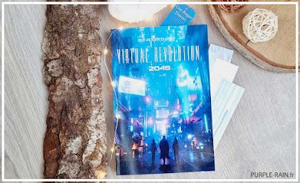 PurpleRain Livre : Virtual Revolution 2046 • Guy-Roger Duvert