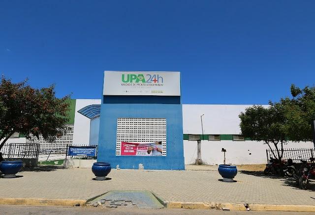 Prefeito anuncia reforma e ampliação da UPA de Santa Cruz do Capibaribe