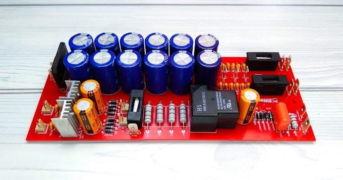 5.1 Amplifier Power Supply.