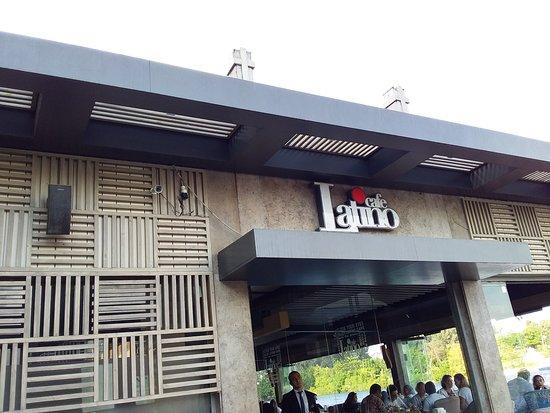 منيو ورقم وأسعار مطعم لاتينو كافيه Latino Cafe