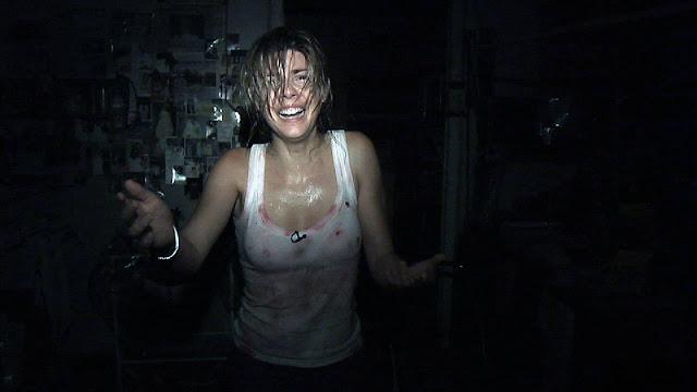 Cena do filme REC, de 2007