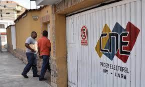 NINGÚN CANDIDATO EN LARA SE HA INSCRITO ANTE EL CNE PARA LAS MEGA ELECCIONES