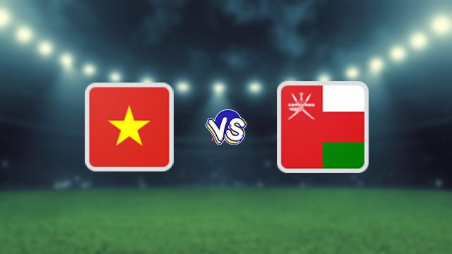 نتيجة مباراة عمان وفيتنام اليوم 12-10-2021 في التصفيات الاسيويه المؤهله لكاس العالم