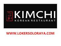 Loker Solo di KIMCHI Korean Restaurant Oktober 2021