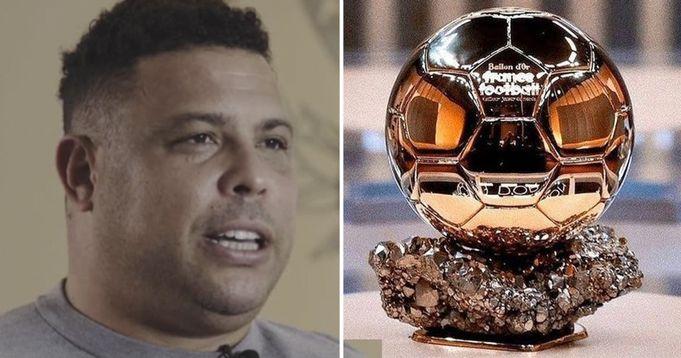 Ex Barcelona player Ronaldo Nazario names his Ballon d'Or favourite