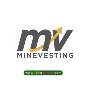 Lowongan Kalimantan PT. Minevesting Resources Indonesia (PT.MRI) Terbaru Tahun 2021