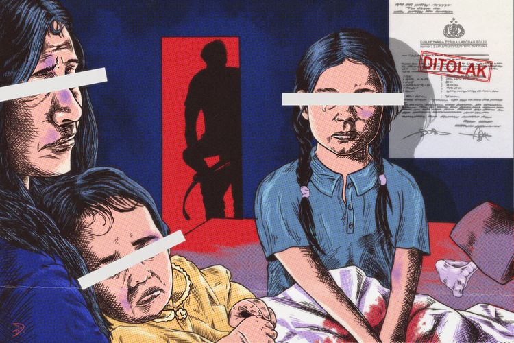 Publik Murka! Buzzer Ini Malah Tuding Kasus Tiga Anak Saya Diperkosa 'Pesanan' untuk Jatuhkan Polri