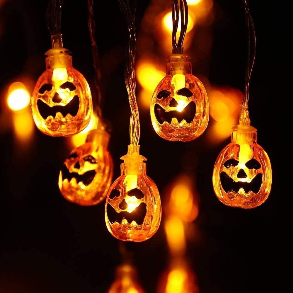 Halloween decoration fairy lights