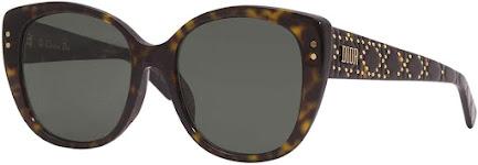 Unique Dior Cat Eye Sunglasses
