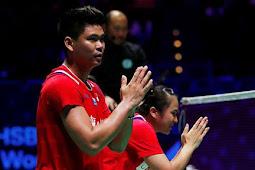 Praveen dan Melati Akui Sedih Gagal Bawa Indonesia ke Semifinal Piala Sudirman