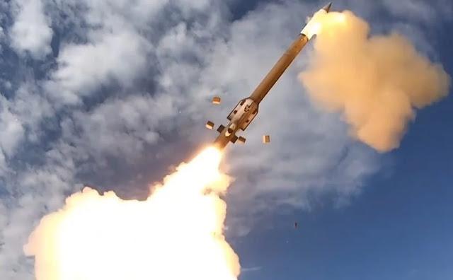 Boeing mở rộng sản xuất tên lửa PAC-3