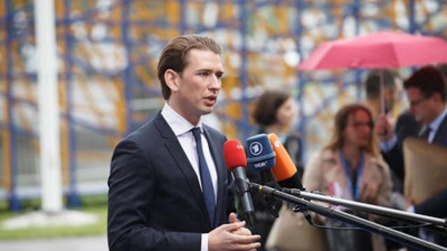 المستشار,النمساوي,يستقيل,من,منصبه,ويقترح,من,سيخلفه
