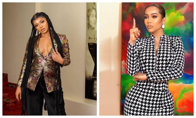 #BBNaija Which Outfit do you like?? Maria or Liquorose