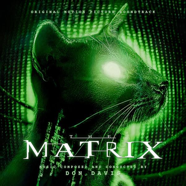 matrix don davis soundtrack alternate cover