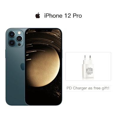 iPhone 12 ProiPhone 12 ProMax 5G Smartphone