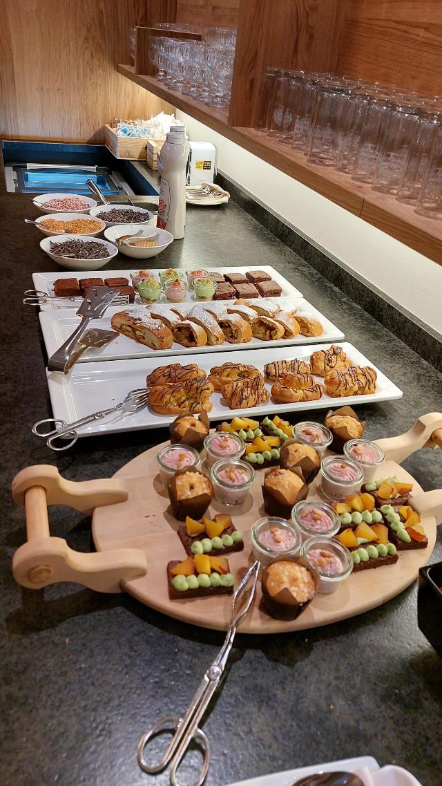 buffet merenda