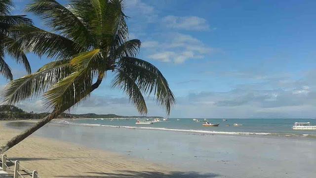 Praia de Maragogi Alagoas