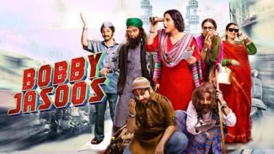 Bobby Jasoos 2014 Hindi Full Movies Free Download 480p HDRip
