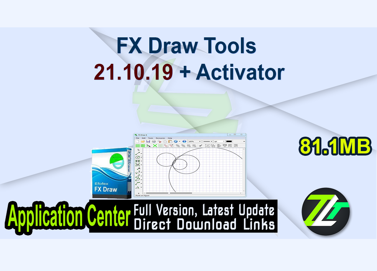 FX Draw Tools 21.10.19 + Activator