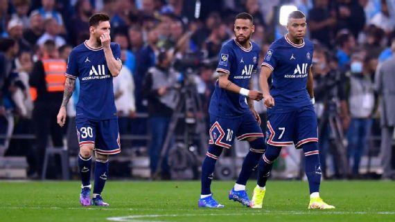 Messi, Mbappé y Neymar, un rompecabezas que no encaja