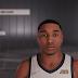 NBA 2K22 Donovan Mitchell Cyberface, Hair and Body Model (High School Version) by Opao2K