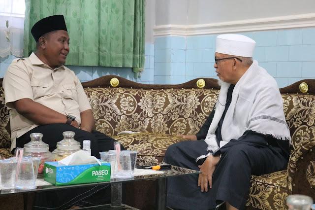 Ali Al Khair Berkunjung ke TGH. Muharar