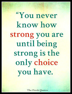 breast cancer strength quotes