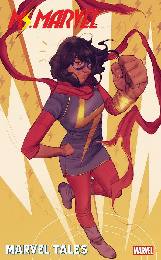 Ms. Marvel Marvel Tales #1