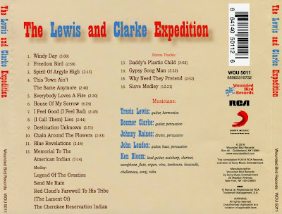The Lewis & Clarke Expedition - The Lewis & Clarke Expedition Earth, Air, Fire & Water (Expanded Edition)
