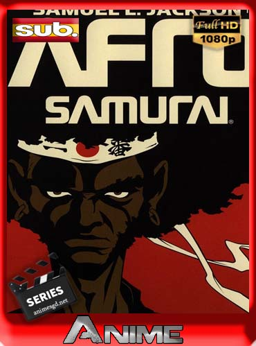 Afro Samurai [5/5] [BDrip] Subtitulada HD [1080P] [GoogleDrive] RijoHD