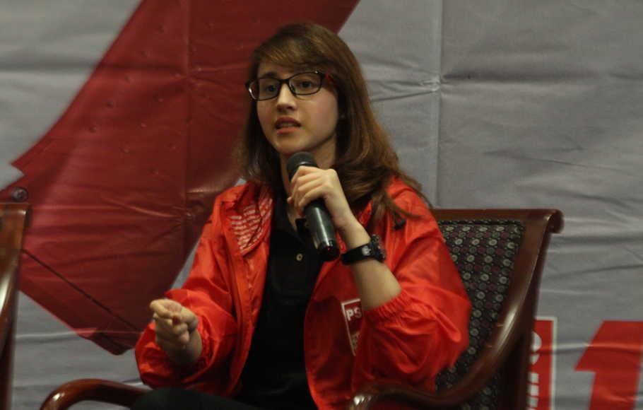 Curhat Lima Tahun Berpolitik Omongannya Tak Didengar, Tsamara Amany: Publik Lebih Tertarik Pakaian Saya