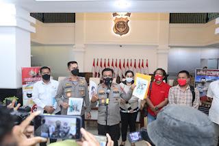 Kapolda Sumut Tegaskan Akan Tuntaskan Kasus Keributan di RS HKBP Balige