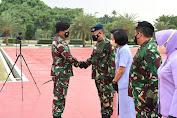 60 Perwira Tinggi TNI Terima Kenaikan Pangkat, Ini Daftar Lengkapnya