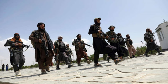 Diam-diam Taliban Lakukan Perburuan Terhadap Wartawan, Satu Kerabat Jurnalis Jerman Meninggal Ditembak