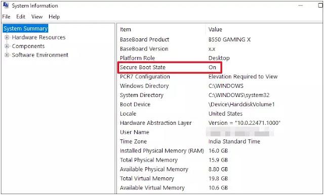 Cara Mengatasi Error Code 0x8007007f Saat Update ke Windows 11-8