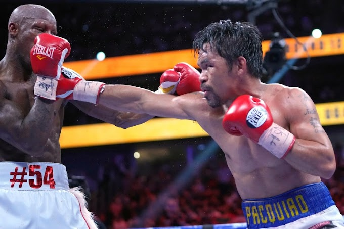 Manny Pacquiao retires from boxing to chase Philippine presidency