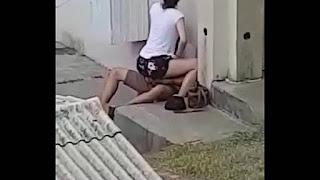 alguém filmando os dois e acabou parando no xvideos pornogratis