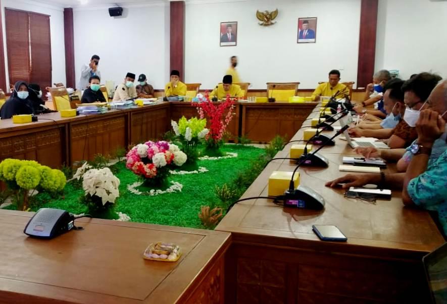 """Krisis Air Bersih, Komisi III: """"Sebelum dan Jadi Dewan Masih Permasalahan yang Sama"""""""