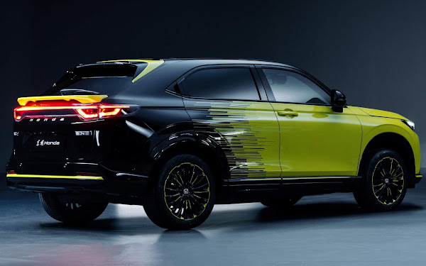 Novo Honda HR-V 100% chega ao mercado da China em 2022