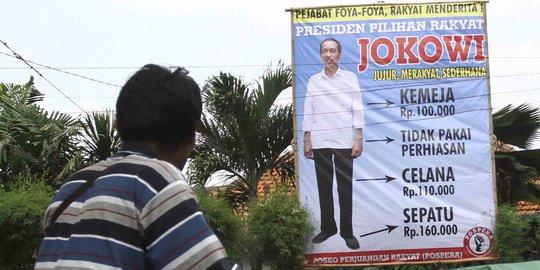 Kampanye Ala Jokowi Dulu Sudah Tak Laku Lagi Dilakukan Sekarang