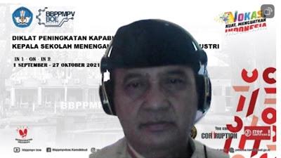 SMK Patriot Pituruh Ikuti Diklat SMK PK (Pusat Keunggulan) Tingkat Nasional