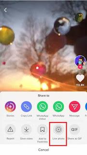 Download Video TikTok tanpa Watermark di iOS 13