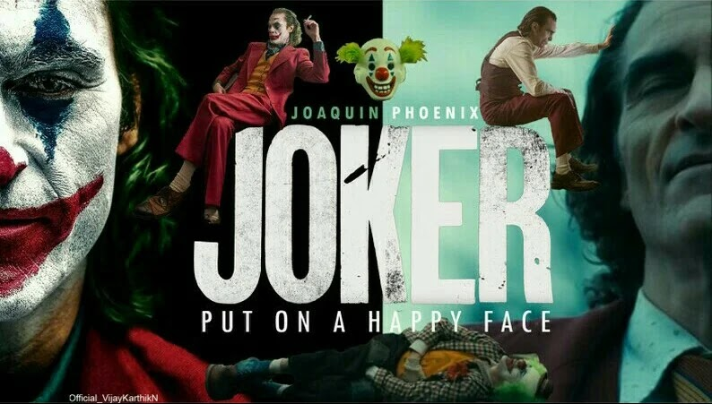 Joker (2019) HDRip Hindi Dubbed Dual Audio