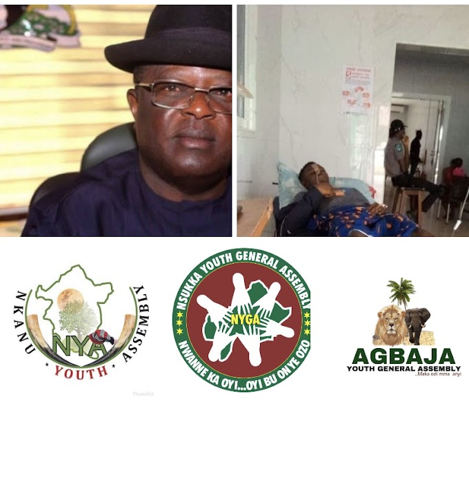Free Our Brother Or Face The Music - Enugu Youths Issues Ultimatum To Ebonyi Governor   CABLE REPORTERS